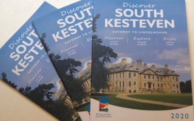 Discover South Kesteven visitor guide launches for 2020