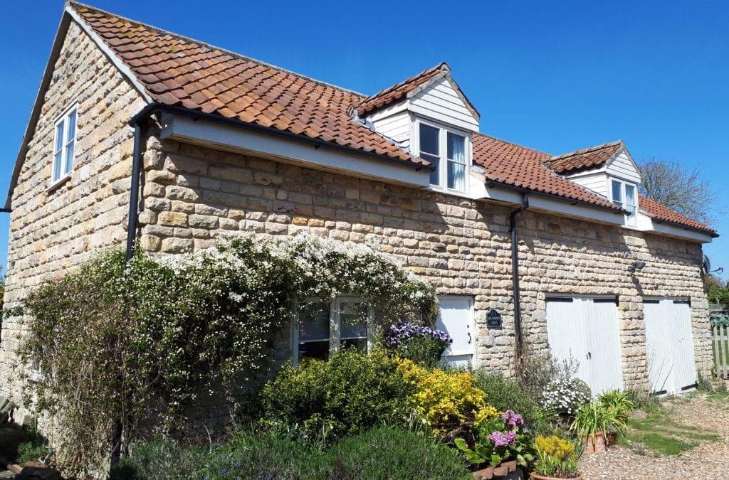 Greystones Lodge holiday cottage