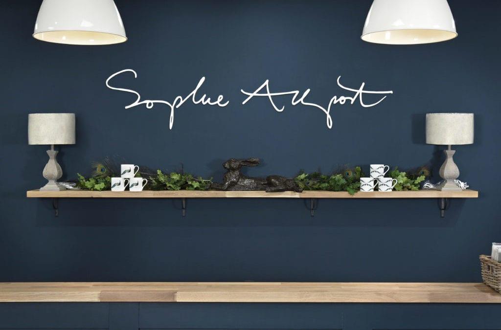 Sophie Allport – Bourne Shop