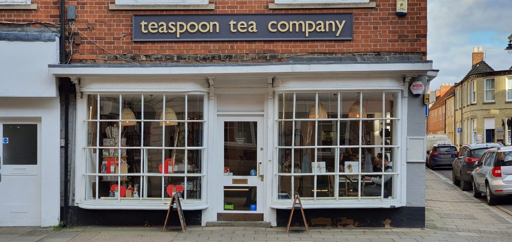 Teaspoon Tea Company