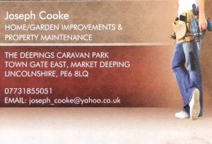Joseph Cooke Home & Garden Improvements