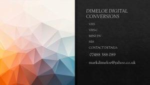 Dimeloe Digital Conversions