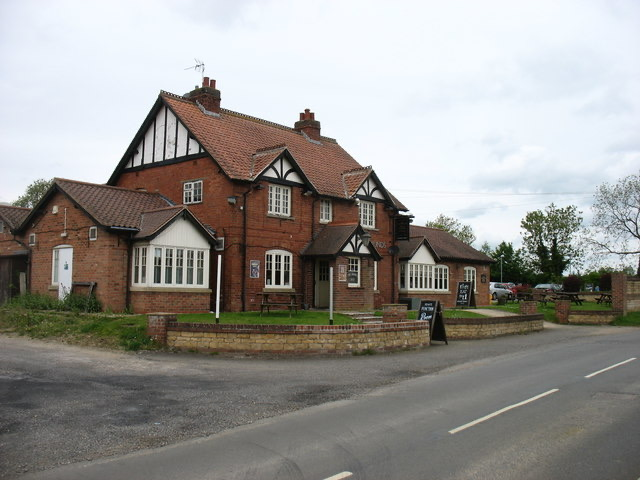 The Fox & Hounds, Old Somerby