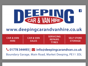 Deeping Car and Van Hire