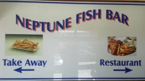 Neptune Fishbar Take Away & Restaurant
