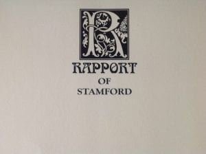 RAPPORT OF STAMFORD