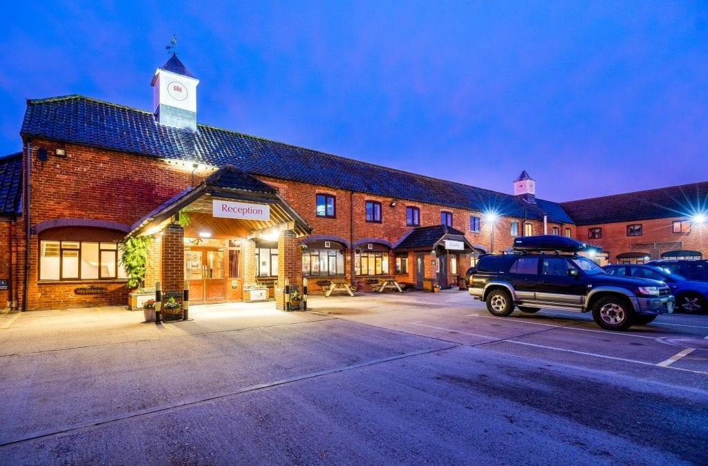 The Olde Barn Hotel, Marston