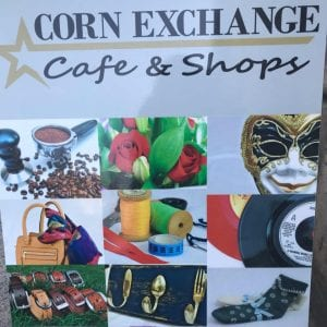 Corn Exchange Cafe (Takeaway) & Shops