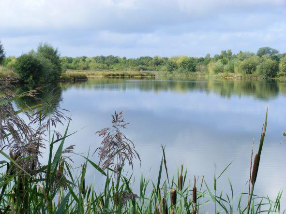 Deepings Lakes, Deeping St James
